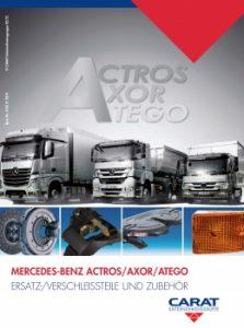 Teile f. ACTROS / AXOR / ATEGO