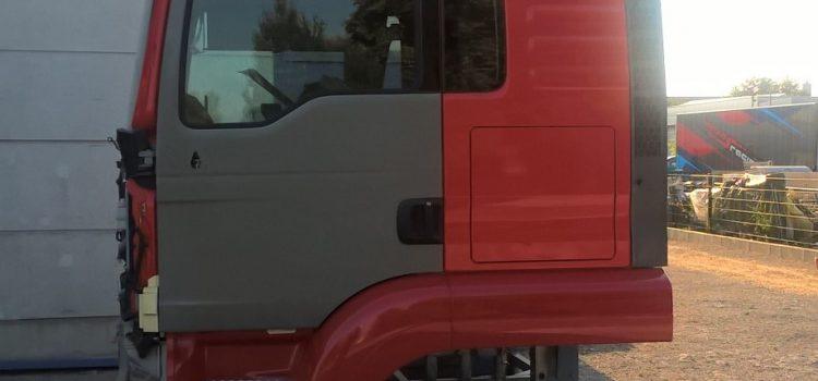 -VERKAUFT- Fahrerhaus MAN TGS XLX -gebraucht- -VERKAUFT-